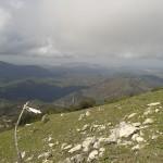 Startplatz Algodonales niedrige Wolkenbasis